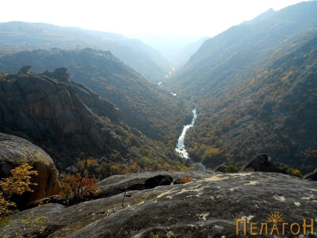 Црна Река - Еригон
