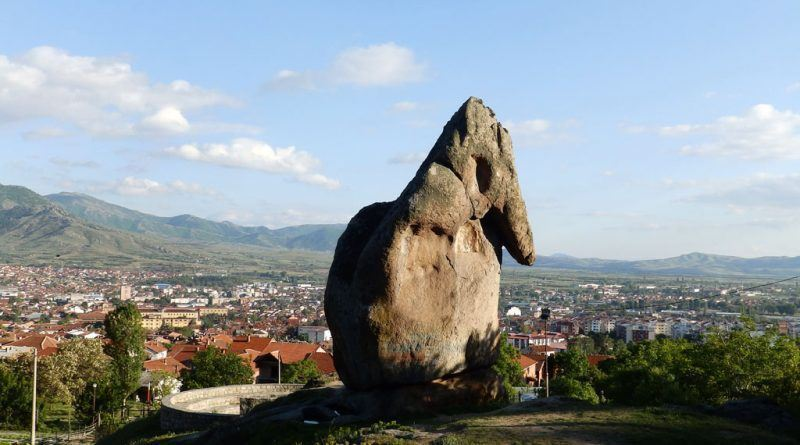 Мегалитската форма на слонот