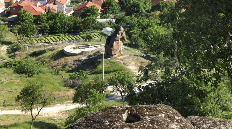 Поглед од ридот Маркови Кули