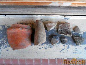 Разновиден археолошки материјал