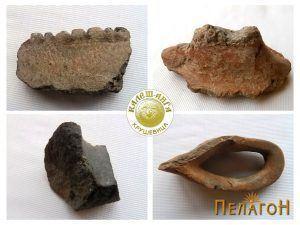 Фрагменти од бронзениот период