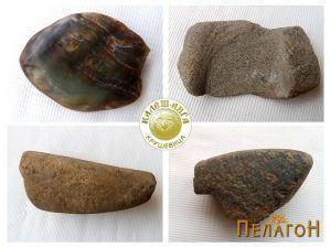 Камени орудија - фрагменти