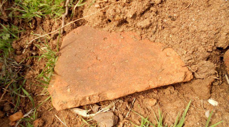 Фрагмент од тегула