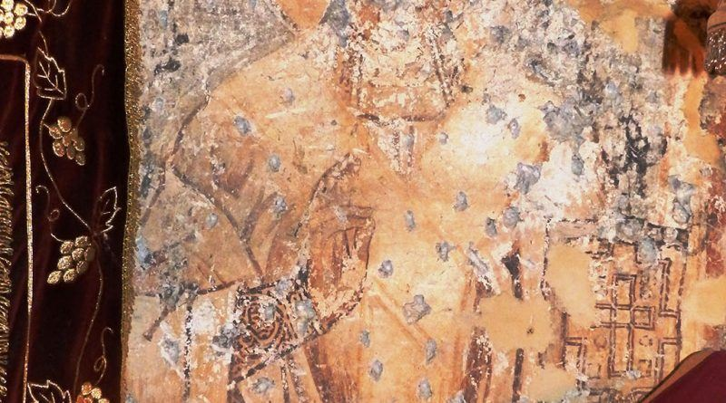 Св. Никола - јужен ѕид