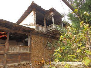 Зграда од стариот конак
