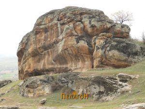 Главниот профил на карпата од југоисток