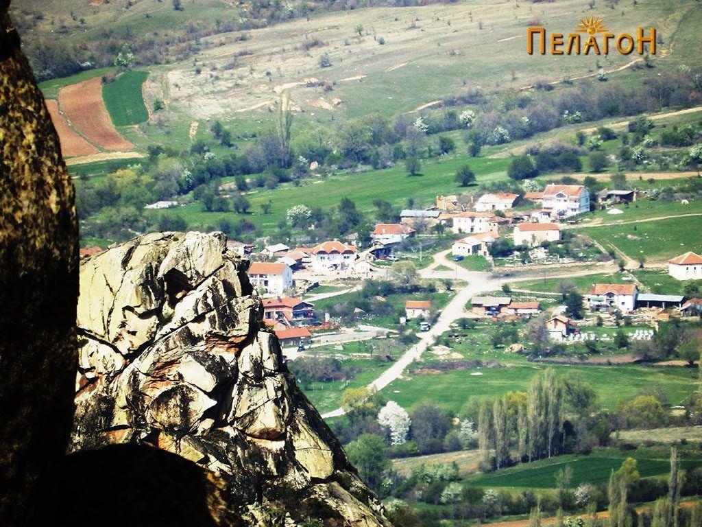 Село Небрегово, општина Долнени