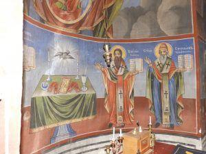 Св. Василиј и св. Спиридон