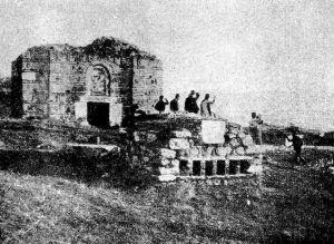 """""""Св. Атанасие"""" пред, околу, еден век со могила на петмина крушевчани"""