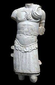 Скулптура на римски цар од Стибера