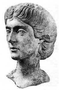 Царицата Фаустина Помладата