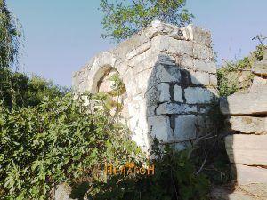Главниот ѕид од југ