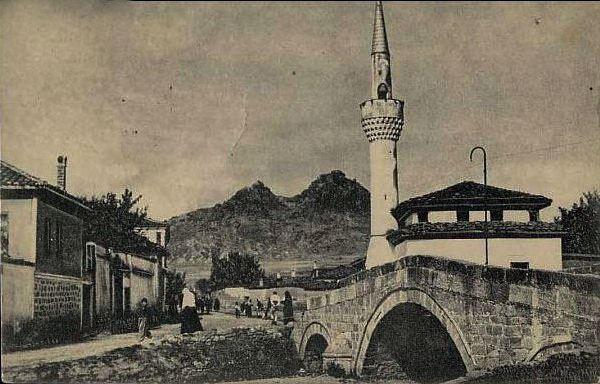 Мостот Кемерлија во Прилеп - пред околу 1 век
