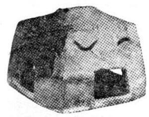 Модел на праисториска куќа