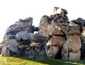 Митски форми од Маркови Кули кај Прилеп