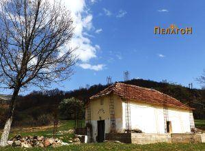"""Црквата """"Св. Петка"""" - Сатока (стара градба)"""