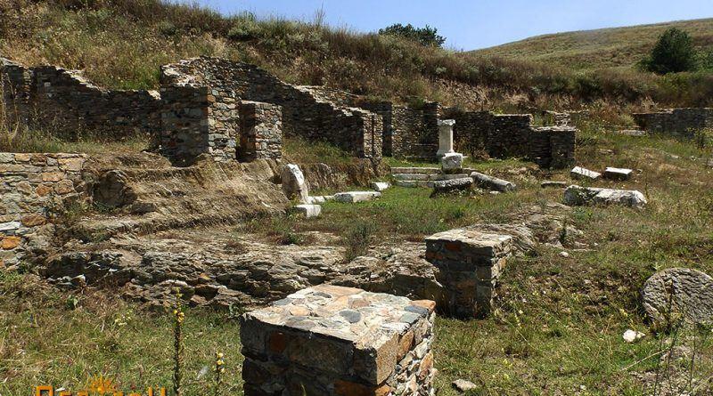 Градба откриена со ископувањата од последниве години