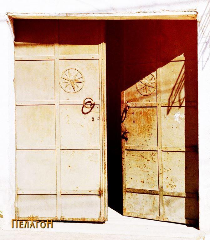 Портата на Тодорчевци - подотворена