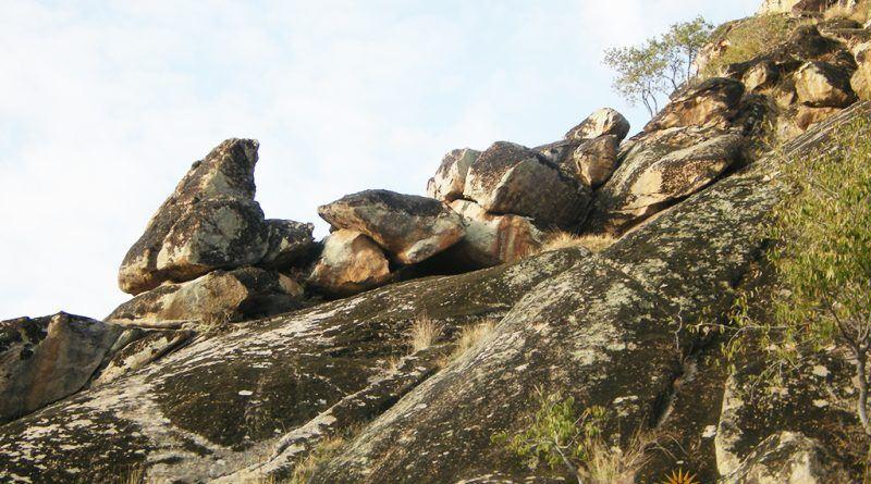 Култниот објект од комплекс карпи