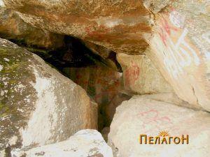Малата пештера - дел од комплексот