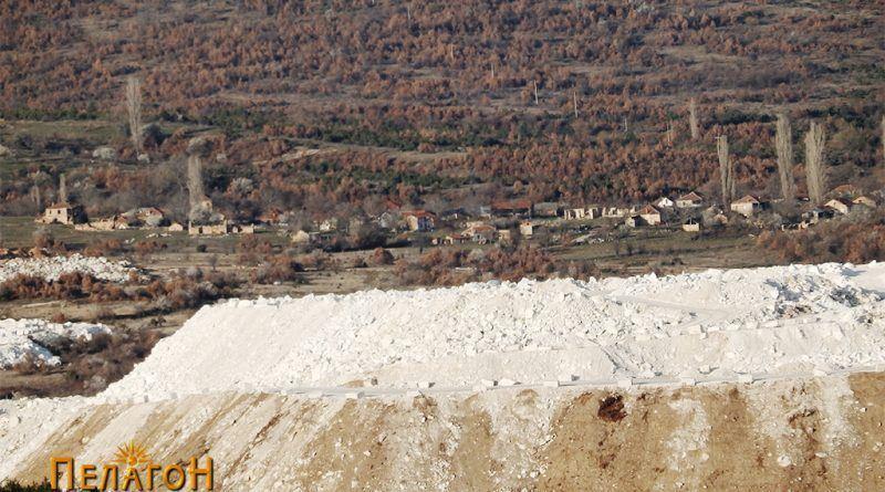 Јаловината и селото Нов Присад 1
