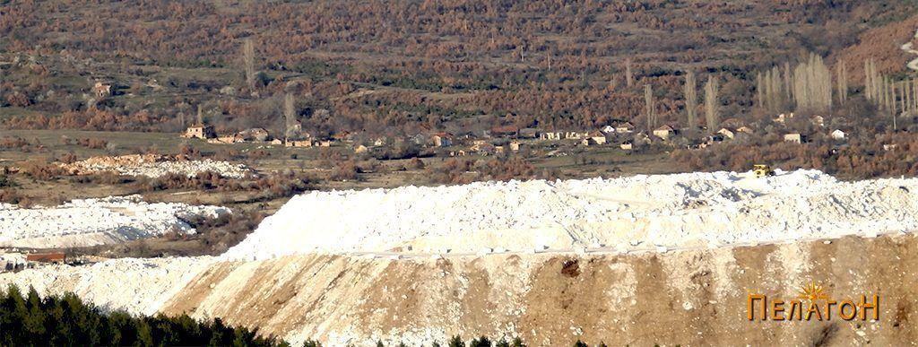 Јаловината и селото Нов Присад 3