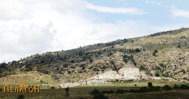 """Локалитетот """"Самовилец"""" - целиот простор на кој се наоѓала населбата"""