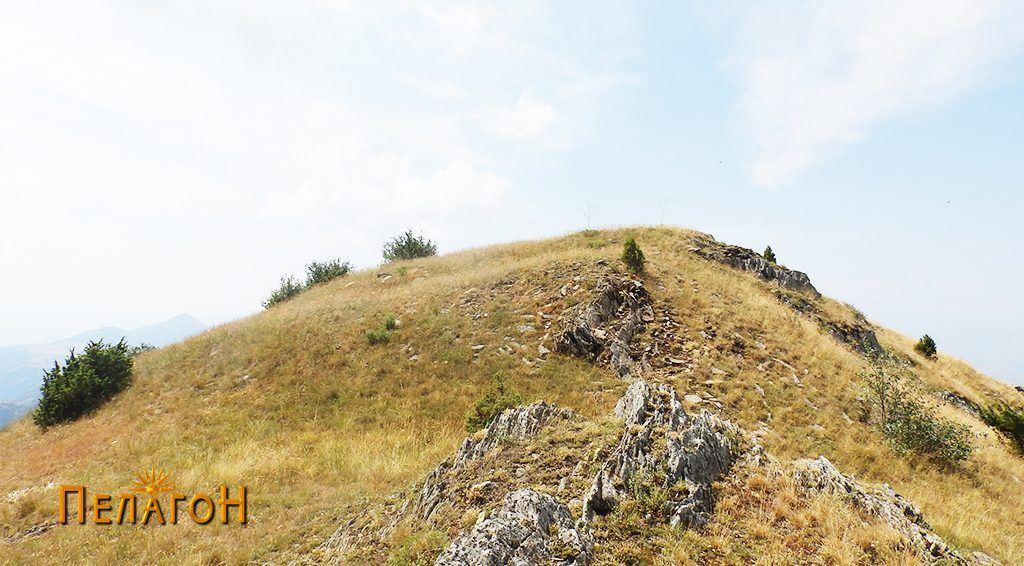 Северната утврдена тумба