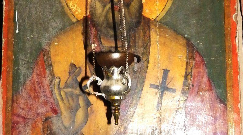 Икона од иконостасот 1