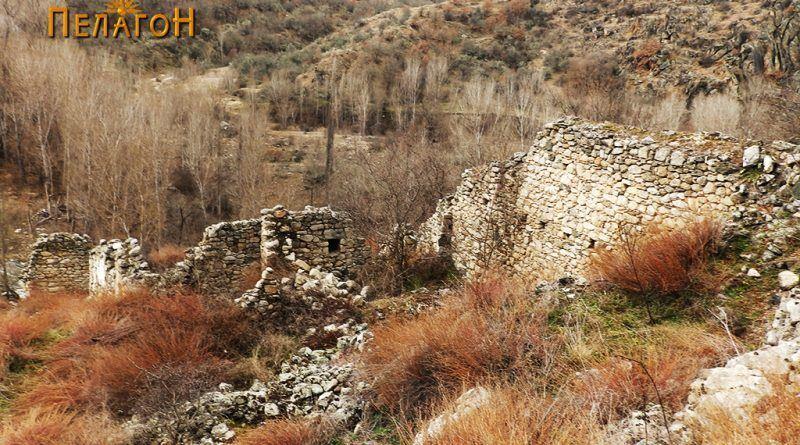 Остатоци од старите конаци