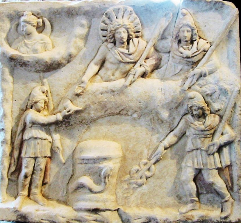 Богот Митра - малку поинаква претстава
