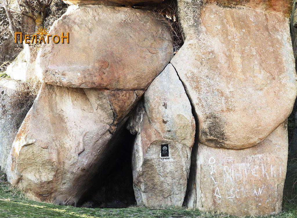 """Пештерката """"Барутана"""" - светилиште на св. Игнатиј"""