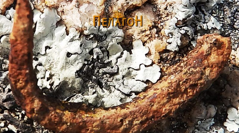 Фрагмент од железен предмет
