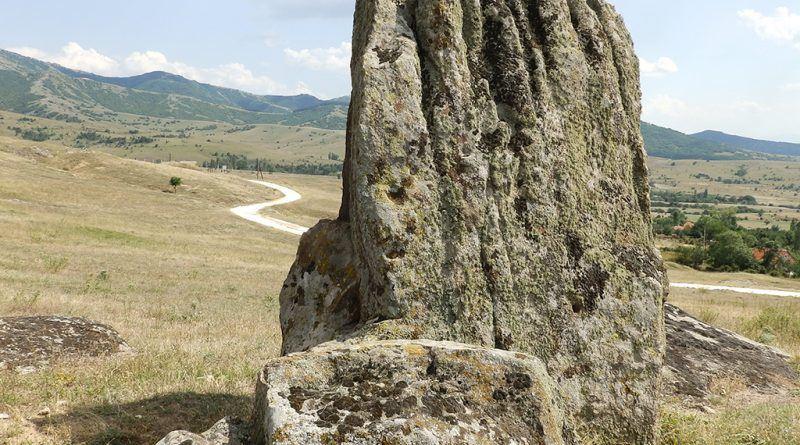 Исправен камен од северозападна страна