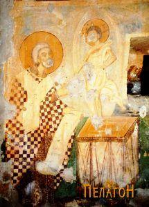 Св. Јован и Исус Христос
