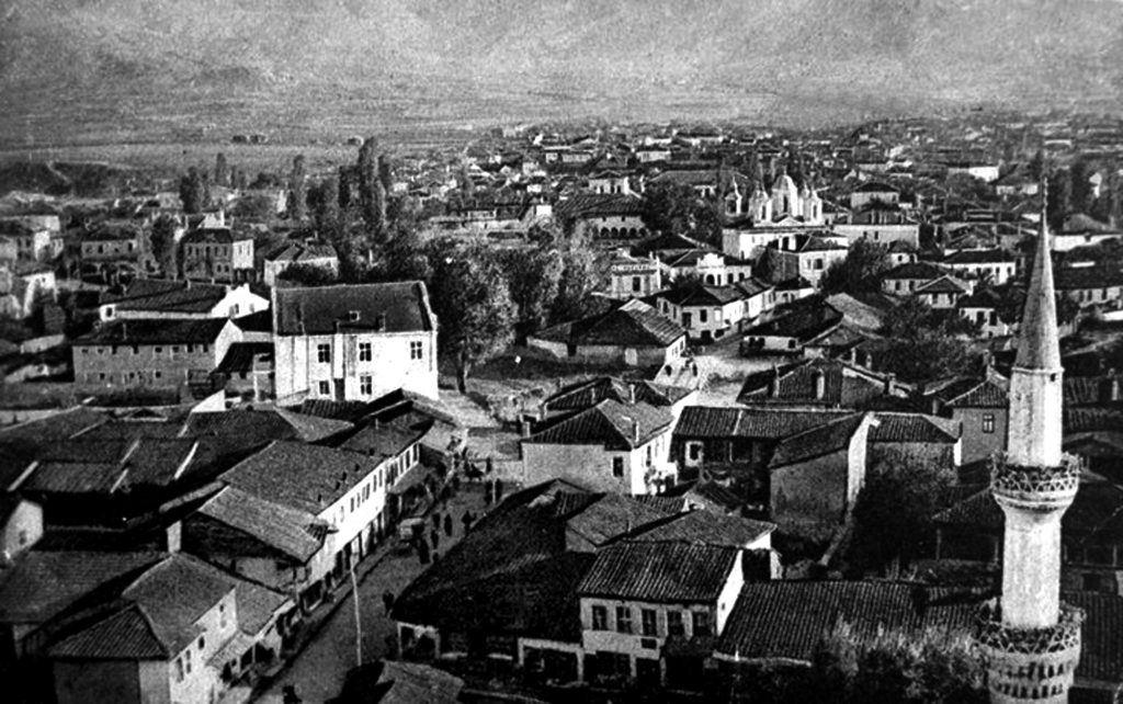 Центарот на Прилеп пред околу 1 век