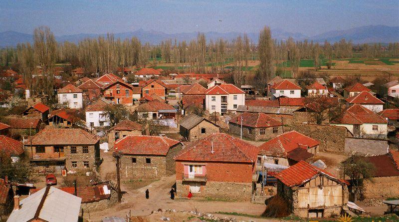 Дел од селото Бучин