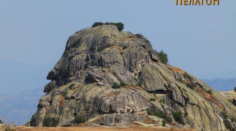 """Највисоката карпа на """"Калусоец"""""""