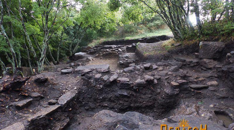 По археолошкото ископување 2014 година
