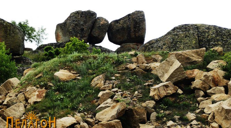 Камената порта и последици од експлоатацијата на гранит