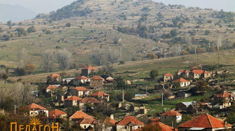 """""""Убава Глава"""" со дел од селото Чаниште во преден план 2"""