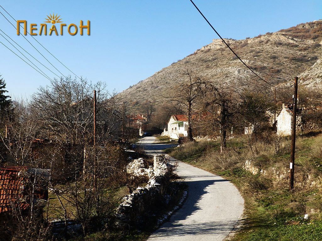 Дел од селото Плетвар