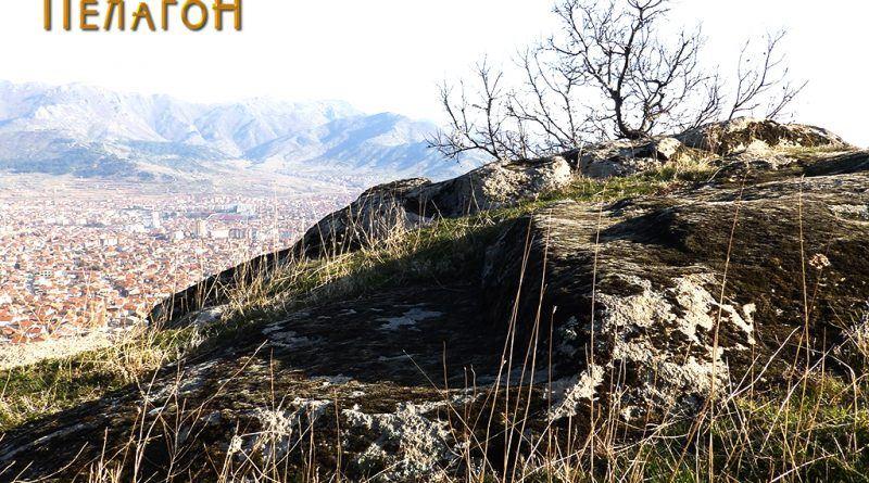 Скалесто оформена нискла карпа од југоисточната страна