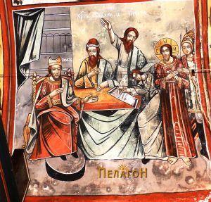 Судењето на Исус Христос од Пилат