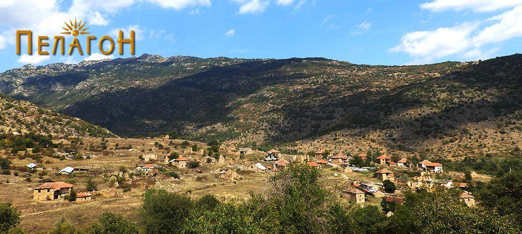 Селото Пештани