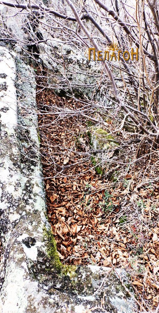 Гроб во карпа 4