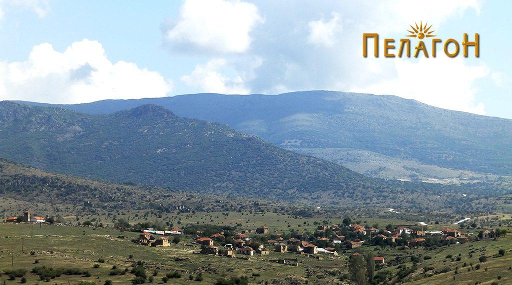 Селото Дуње - Панорама
