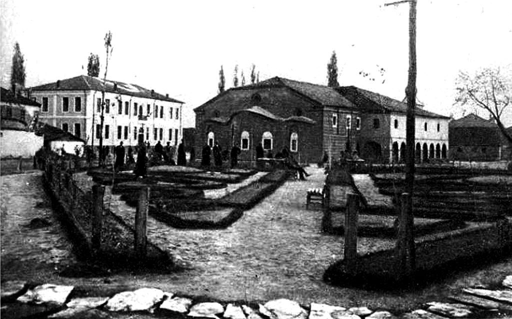 "Црквата ""Св. Благовештение"" во Прилеп пред околу еден век"