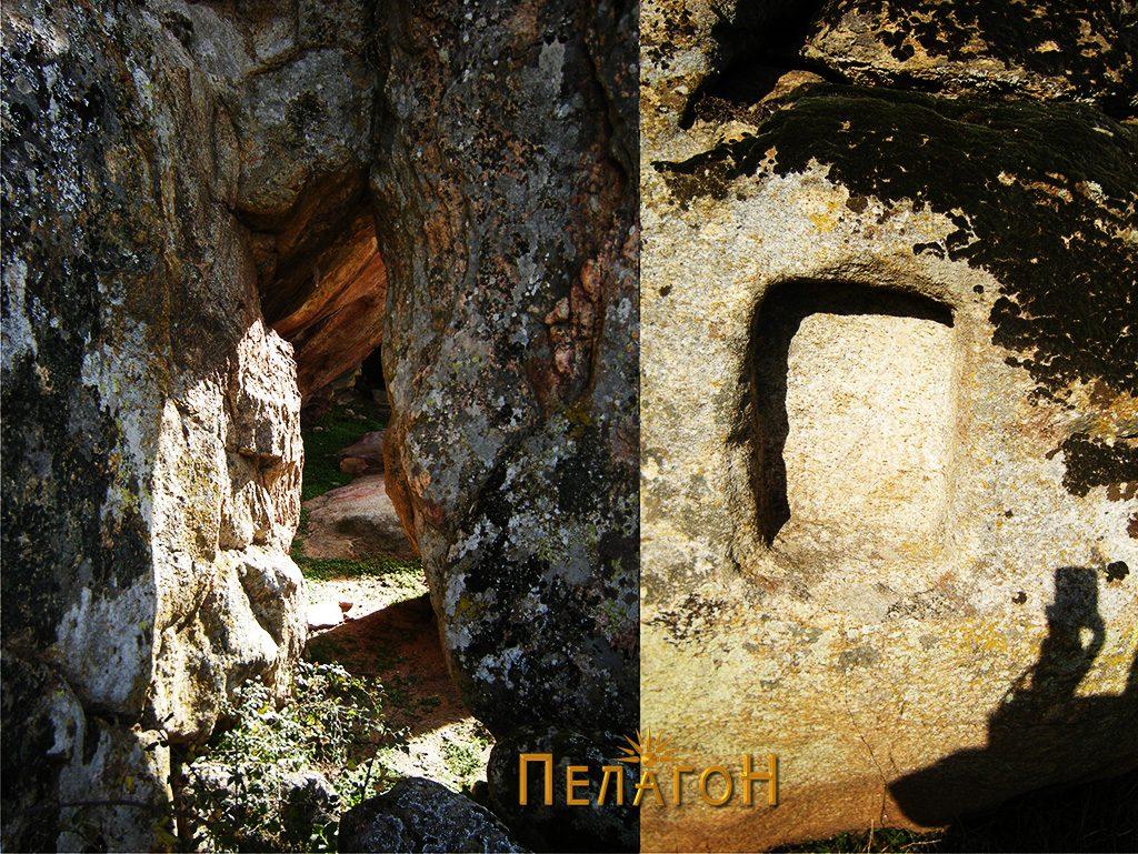 """Детали од локалитетот """"Големи Камен"""""""