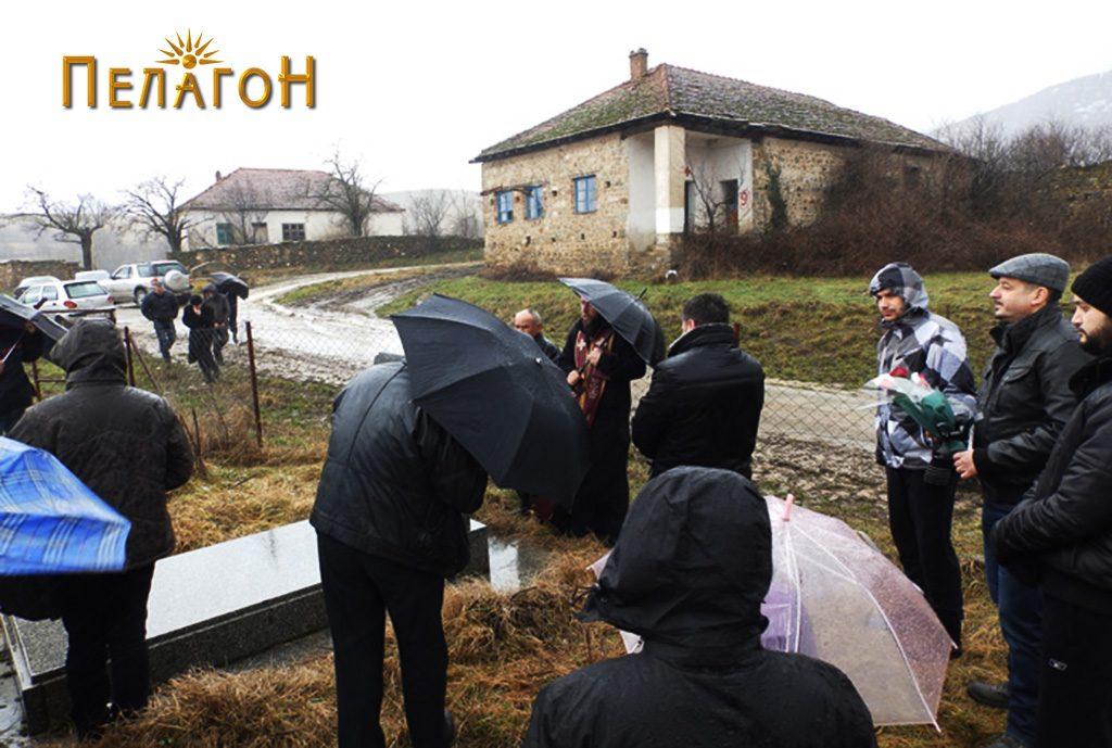 Од Чествувањето во 2011 година во селото Крушевица - на гробот на војводата во неговото родно село